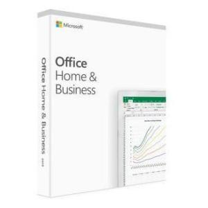 Microsoft Office Home and Business 2019 Inglese Licenza 1 PC o MAC scatola
