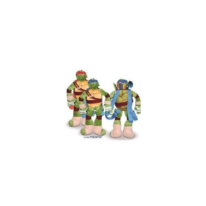 Mitama Zaino Peluches Ninja Turtles